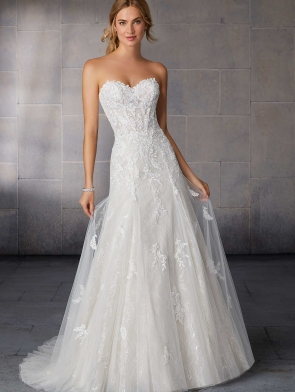 A-Line Gown
