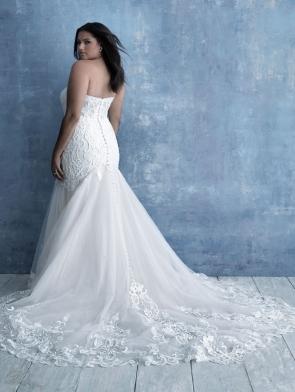 Allure Bridals W466
