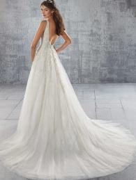 Net Ball Bridal Gown