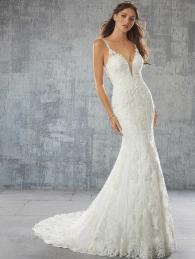 Ivory bridal dress
