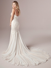 Morilee Long Bridal Dress