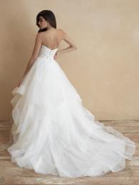 A-Line Ball Bridal Gown