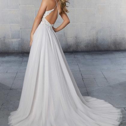 Mermaid Lace Wedding dress