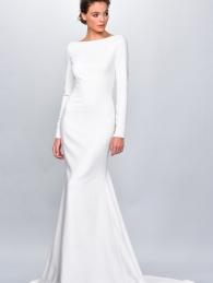 Mermaid Simple Wedding dress