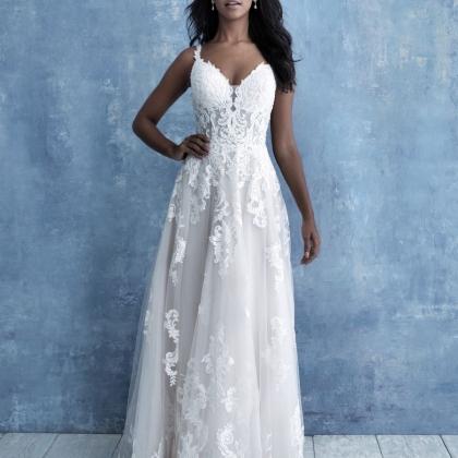A-Line Bridal